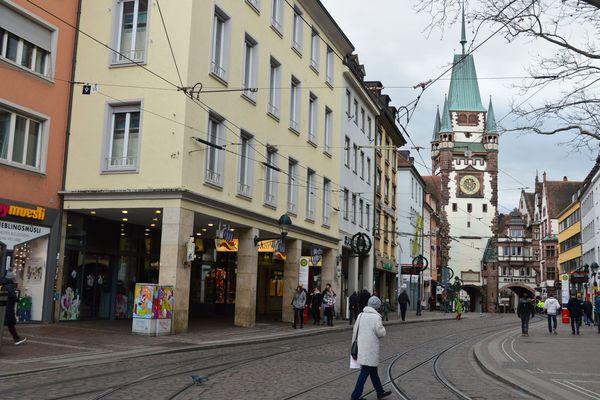 Le centre-ville de Fribourg (Bade-Wurtemberg) va se vider pour 15 jours au moins