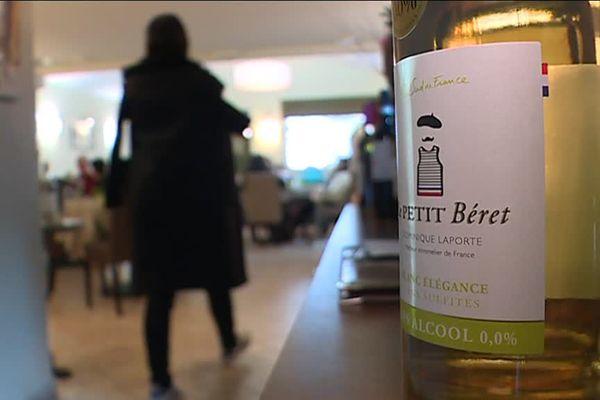Un vin sans alcool à consommer sans modération - décembre 2017