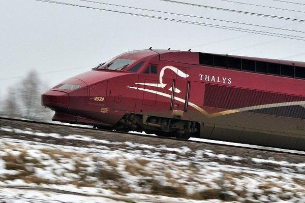 La compagnie Thalys va proposer des trains à bas coûts entre Paris et Bruxelles.