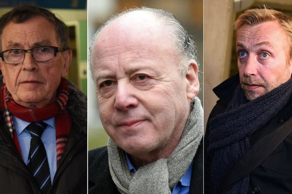 Hervé Franchois, René Kojfer, Francis Henrion
