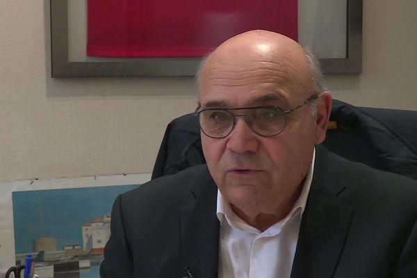 Frédéric Sausset (DVD), réélu maire de Tournon-sur-Rhône en Ardèche