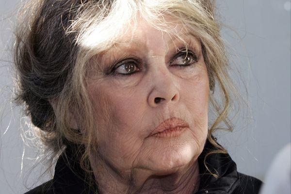 Brigitte Bardot en 2007