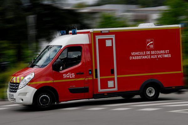 VSAV : véhicule de secours et d'assistance aux victimes