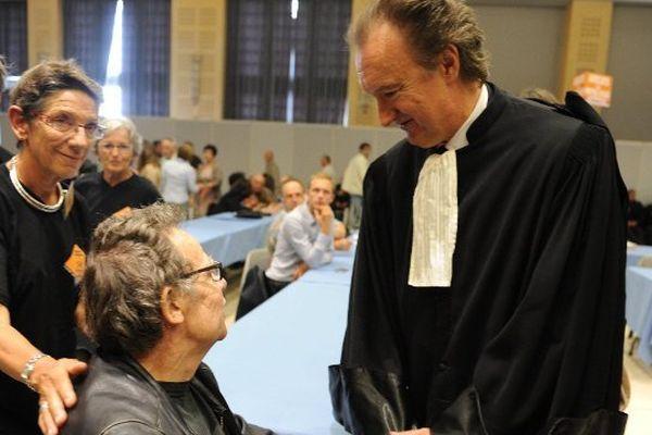 Le procès précédent avait eu lieu à Toulouse