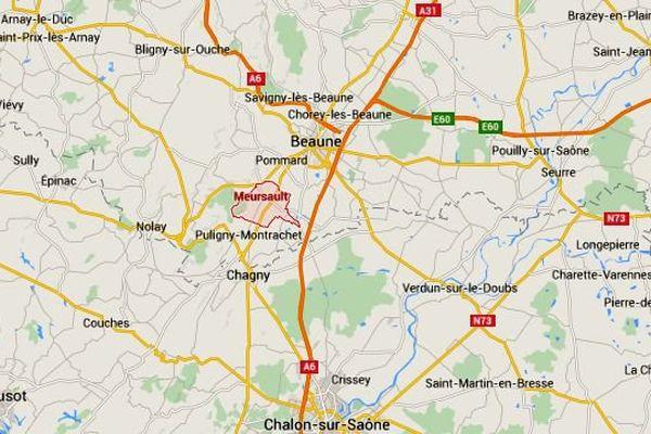 La remise des prix aura lieu au château de Meursault.
