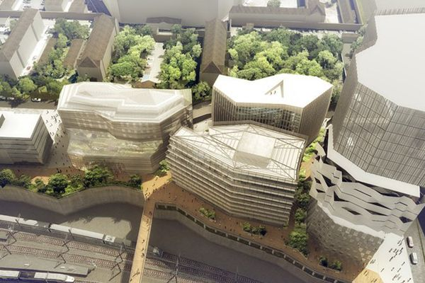 """Les premiers logements sortiront de terre d""""ici 2017, sur les secteurs Français Libres et Saint-Hélier."""