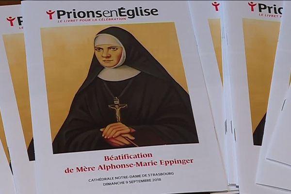 Mère Alphonse Marie sera officiellement déclarée bienheureuse ce dimanche 9 septembre.