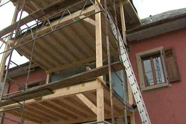 La rénovation d'une une maison peut coûter cher
