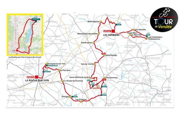 Avec près de 200 kilomètres, 1800 mètres de dénivelé positif et 4 tours de circuit à l'arrivée, cette 49ème édition promet de belles batailles entre les 19 équipes engagées.
