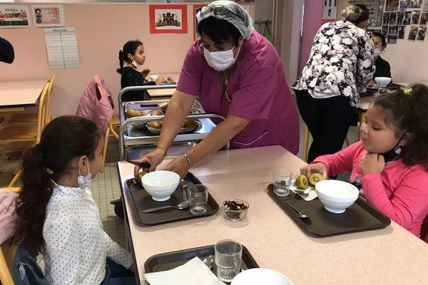 21 élèves de l'école Gambetta de Chenôve ont bénéficié de l'opération ce lundi 20 septembre.
