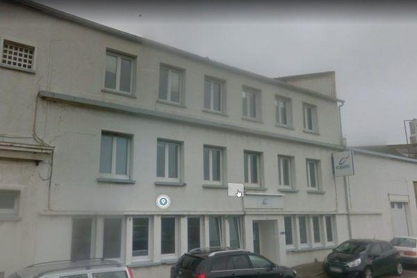 L'usine est située au Portel.