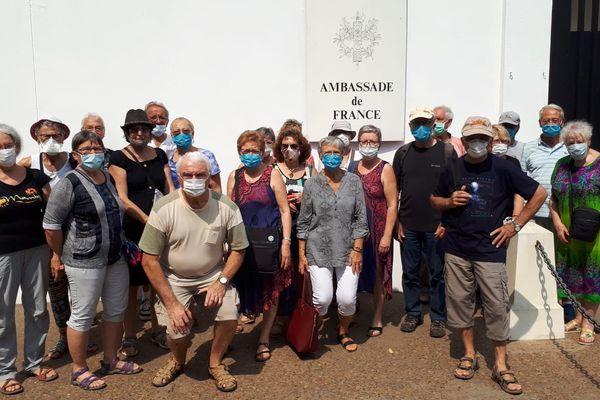 Un groupe de 23 personnes âgées de 69 à 81 ans est coincé au Cambodge depuis le 19 mars en raison du coronavirus.