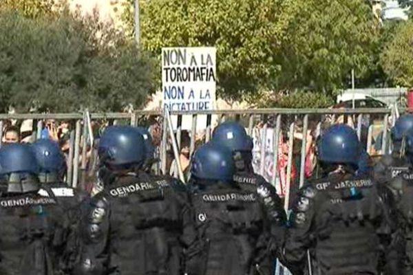 250 gendarmes seront mobilisés ce dimanche pour le Grand Bolsin de Nîmes, comme l'an dernier