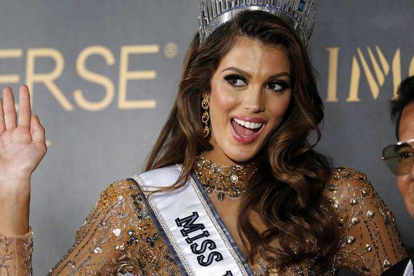 La Nordiste a été élue Miss Univers fin janvier.