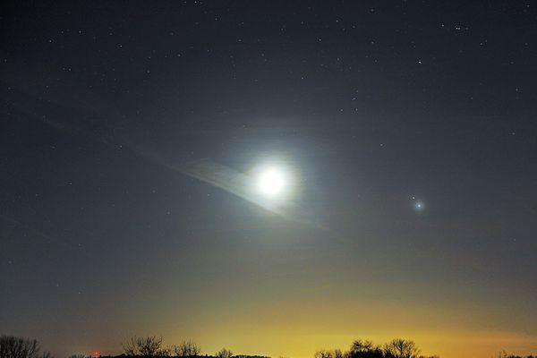 Le lundi 21 décembre marque le jour où Jupiter et Saturne seront au plus près avant 2080.
