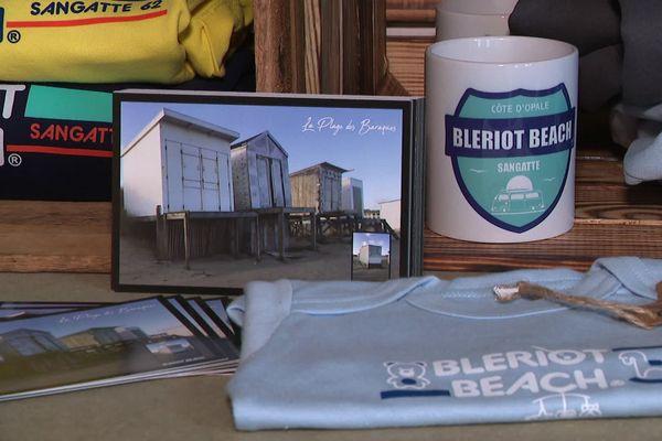 Une marque à l'effigie des Chalets de Blériot-Plage dont une partie de la vente sera reversée à l'association des Chalets Castor