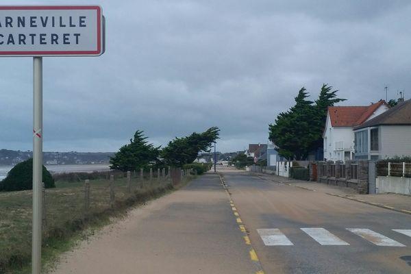 Le vent a soufflé fort sur les côtes de la Manche sans causer d'importants dégâts.