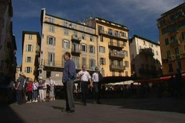 A Nice, la place Rossetti est au centre des investigations des enquêteurs