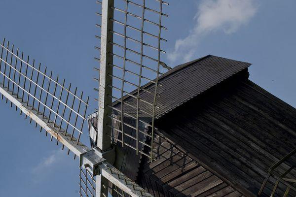 Le moulin de Naours