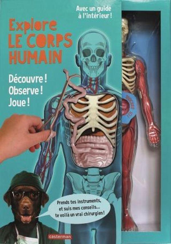 Explore le corps humain de Lucille M. Kayes