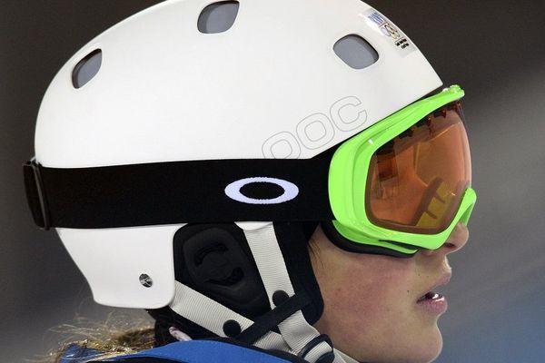 Perrine Laffont, 18 ans, remporte la troisième manche de Coupe du monde de sa carrière.