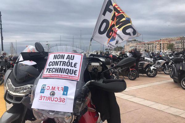 Le parcours faisait Cannes-Antibes-Villeneuve-Loubet et enfin Nice.