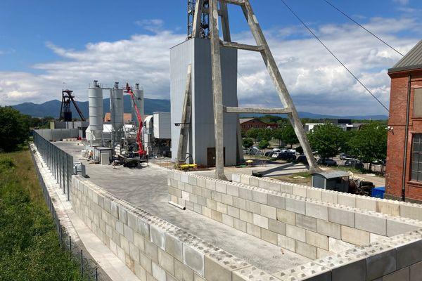 Le site de Stocamine stocke 42.000 de déchets toxiques à 550 mètres de profondeur.