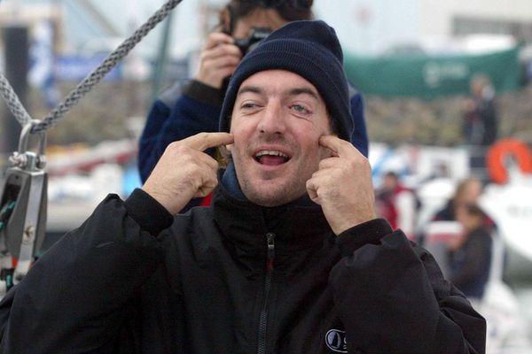 Benoît Parnaudeau terminera à une très honorable dixième place du Vendée Globe.