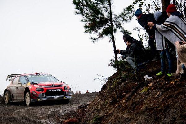 Sébastien Ogier a pris la seconde place du rallye du Chili.
