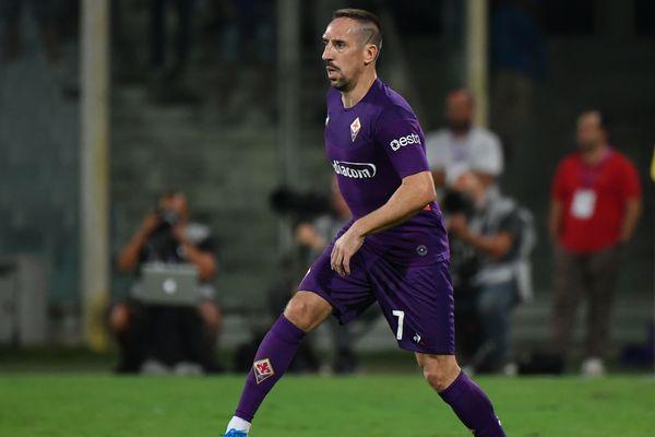 Ribéry pourrait écoper d'une lourde sanction après avoir poussé un arbitre-assistant.