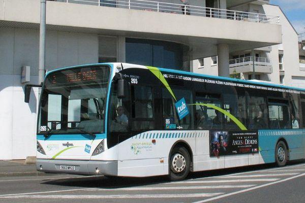 Les bus de St Brieuc ont été les premiers clients de Kerlink