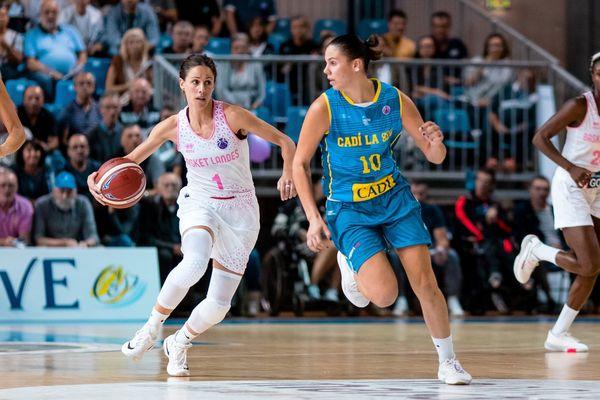 Basket landes vs Cadi La Seu, match aller le mercredi 16 octobre