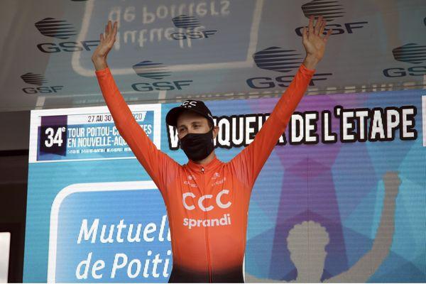 Josef Cerny - vainqueur contre-la-montre TPC 2020