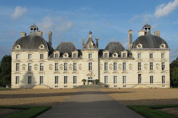 Le château de Cheverny ou le château de Moulinsart ?