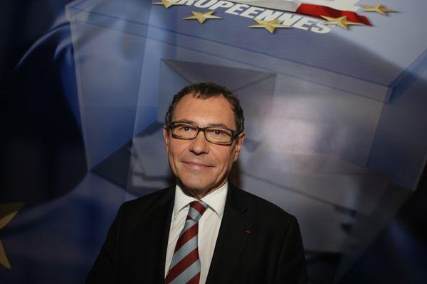 Robert Rochefort, tête de liste UDI-MoDem