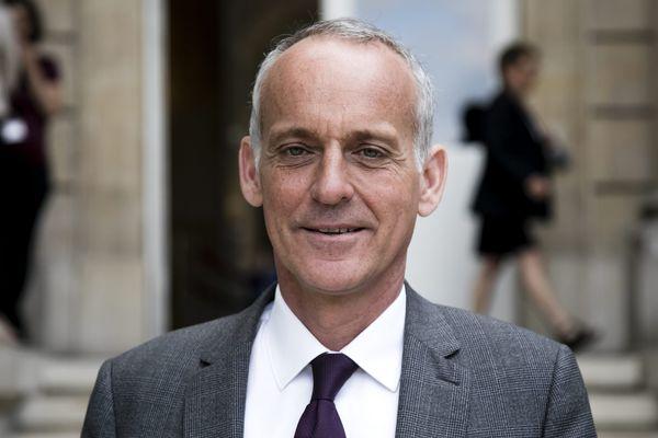 """Loïc Dombreval est le président du groupe d'étude """"condition animale"""" à l'Assemblée Nationale. Il fait partie des 85 députés qui ont signé la tribune."""
