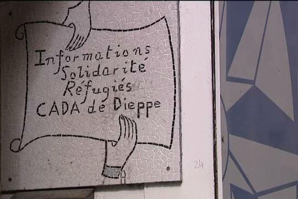 Le logo du CADA de Dieppe.