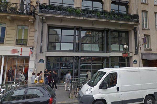 Le faubourg Saint Antoine 75011