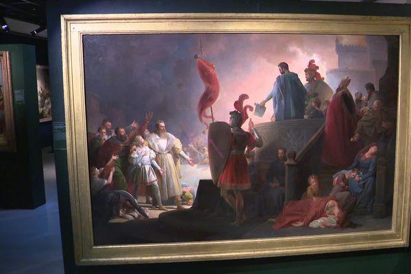 L'exposition consacrée à Alexandre-Évariste Fragonard va se prolonger jusqu'au 3 janvier 2021 au musée d'Angoulême en Charente.