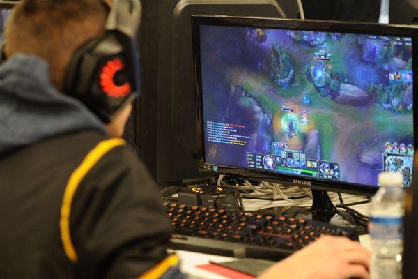 L'an passé, près de 2.500 joueurs avaient participé à la Gamers Assembly à Poitiers (Vienne).
