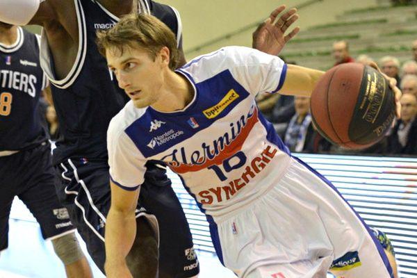 Valentin Bigote, meilleur scoreur français de Pro B depuis deux saisons avec Nantes, rejoint la JDA Dijon.