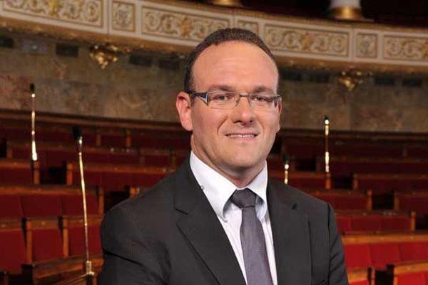 Damien Abad, Député UMP de l'Ain