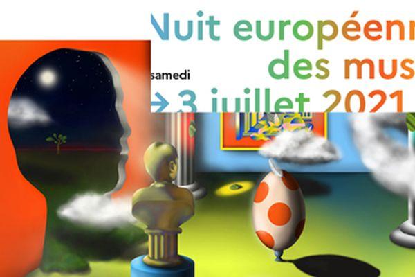 La Nuit Européenne des Musées est organisée cette année le samedi 3 juillet.
