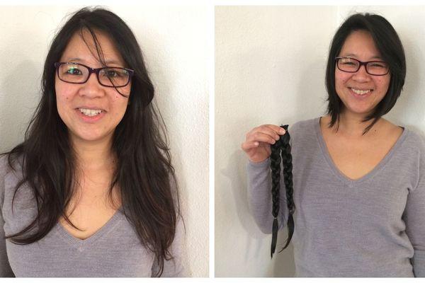 Cynthia Chan... avant et après
