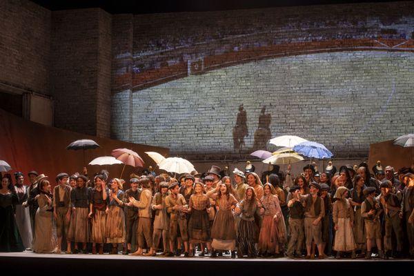 Carmen sera joué à l'Opéra de Monte Carlo les 20 et 22 novembre. L'accès pour le public résident est gratuit pour ce spectacle. Ici, une représentation de Carmen au Capitole.