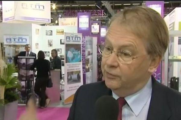 Benoît de Charette a réagit face aux mesures d'économies dictées par le Gouvernement (archives-novembre 2011)