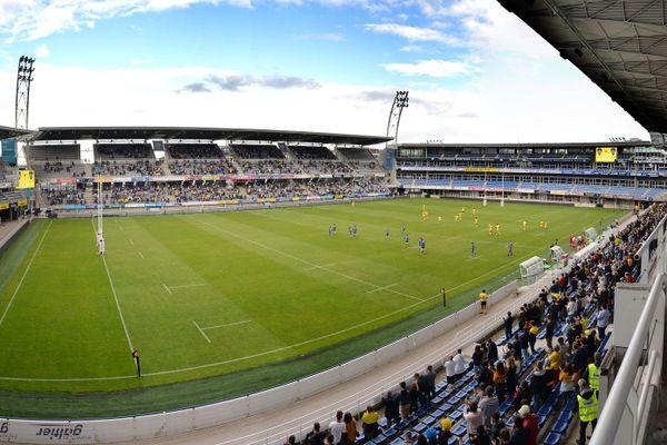 Le Stade Marcel Michelin de Clermont-Ferrand pourra accueillir 10 000 spectateurs grâce à la qualité de son dispositif de précautions sanitaires.