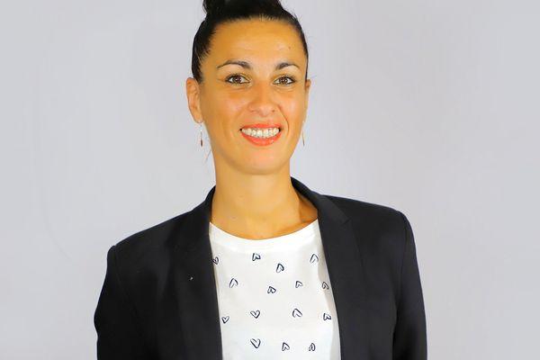 Virginie Aït Madi est conseillère municipale, déléguée à la démocratie participative.