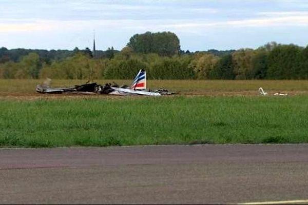 Un accident d'ULM a fait deux morts sur l'aérodrome de Beaune-Challanges vendredi 25 septembre 2015.