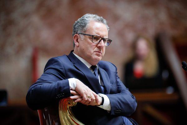 Richard Ferrand est le premier président de l'Assemblée Nationale a être mis en examen en cours d'exercice.